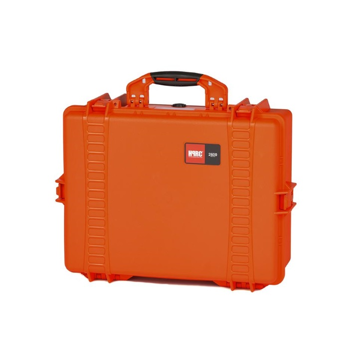 HPRC 2600 - Hard Carry Case Empty (Orange)