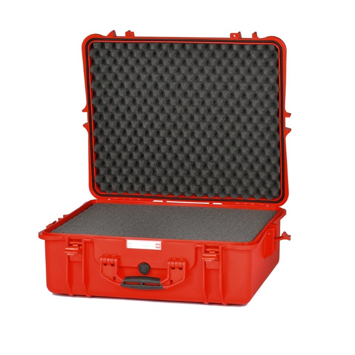 HPRC 2700 - Hard Case with Cubed Foam (Red)