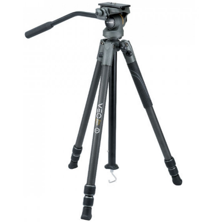 Vanguard VEO 2 PRO 233CV Tripod with PH-13 Video Head & Bag