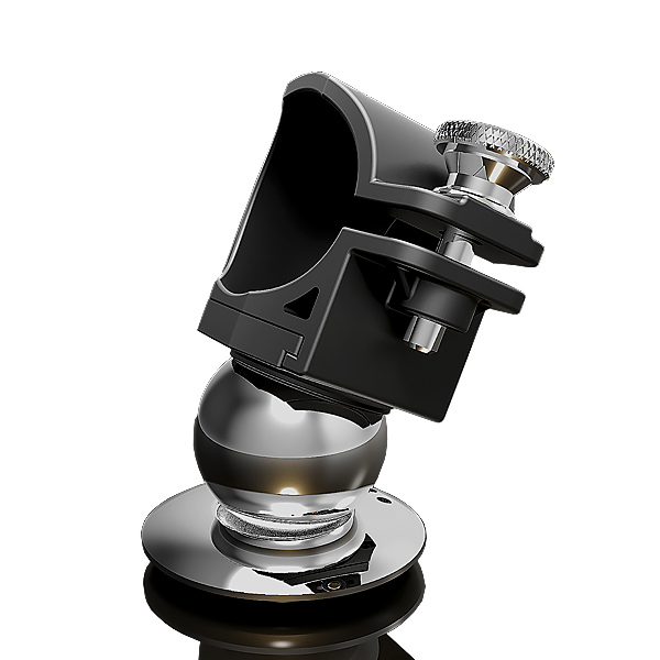 Angryfox Magnetic Base Swivel Torch mount 23-28mm