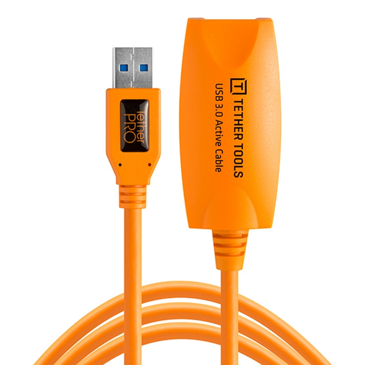 TetherPro USB 3.0 Active Ext. cable 4.8m for H6D