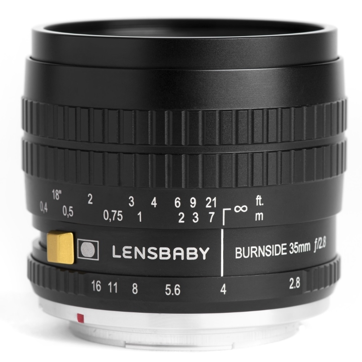 Lensbaby Burnside 35mm f/2.8 Lens for Canon EF