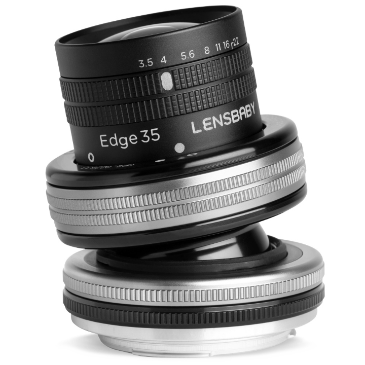 Lensbaby Composer Pro II with Edge 35 Optic Lens for Nikon F