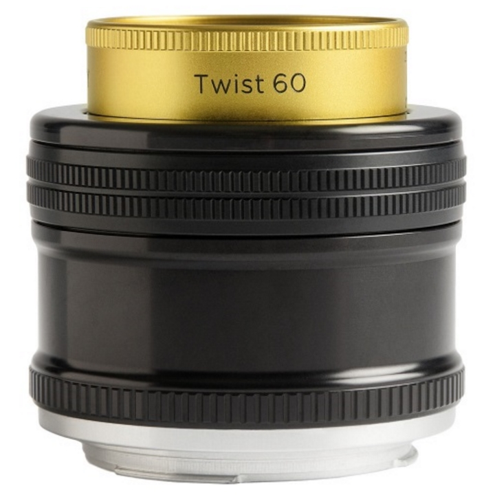 Lensbaby Twist 60mm f/2.5 Lens for Nikon F