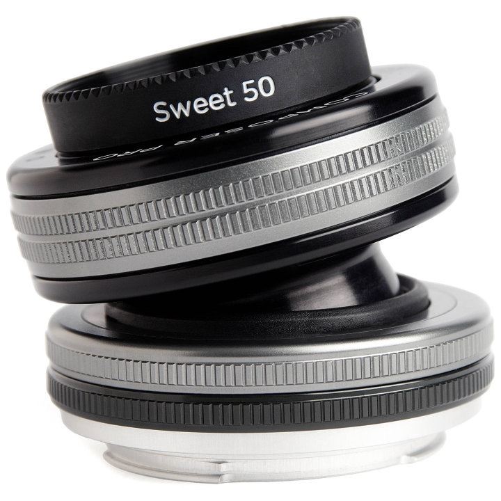 Lensbaby Composer Pro II with Sweet 50 Optic Lens for Canon EF