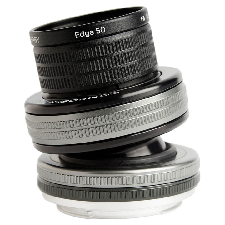 Lensbaby Composer Pro II with Edge 50 Optic Lens for Canon EF
