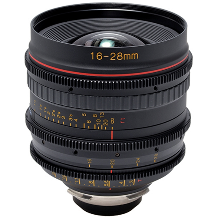 Tokina Cinema 16-28mm T3 FX Lens for PL Mount