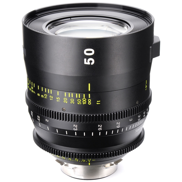 Tokina Cinema 50mm T1.5 Lens for Canon EF Mount