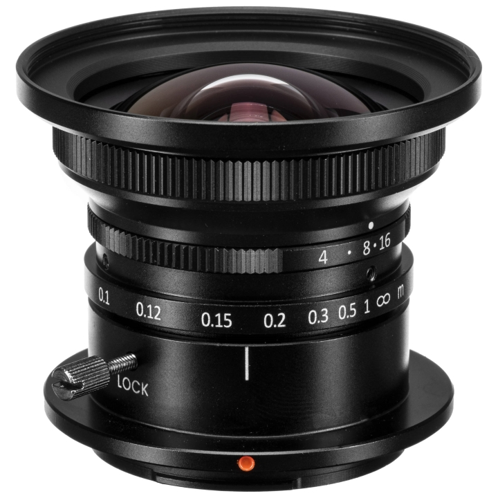 SLR Magic CINE 8mm F4 Lens MFT Mount