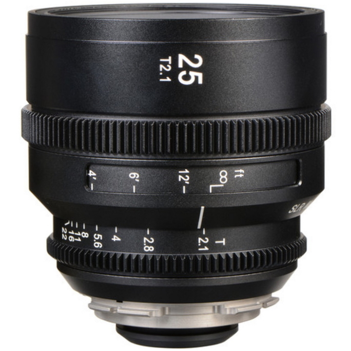 SLR Magic APO HyperPrime Cine 25mm T2.1 Lens