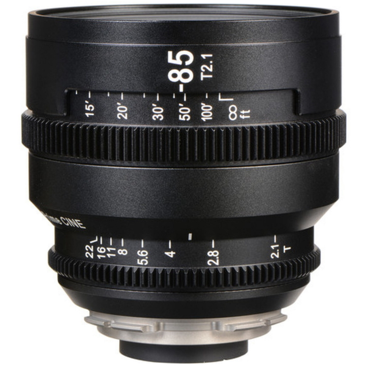 SLR Magic APO HyperPrime Cine 85mm T2.1 Lens