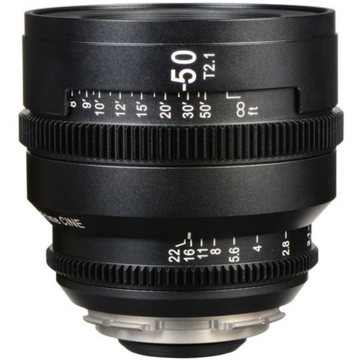 SLR Magic APO HyperPrime Cine 50mm T2.1 Lens