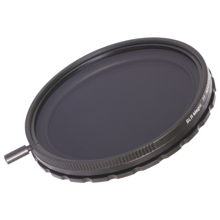 SLR Magic Variable ND Filter (77mm rear thread, 86mm front)