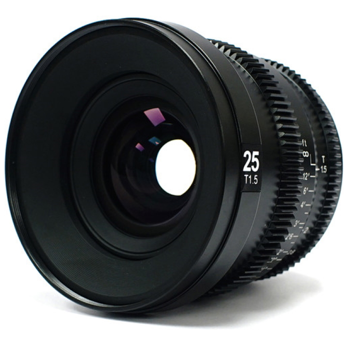 SLR Magic MicroPrime Cine 25mm T1.5 Lens for Sony E-mount
