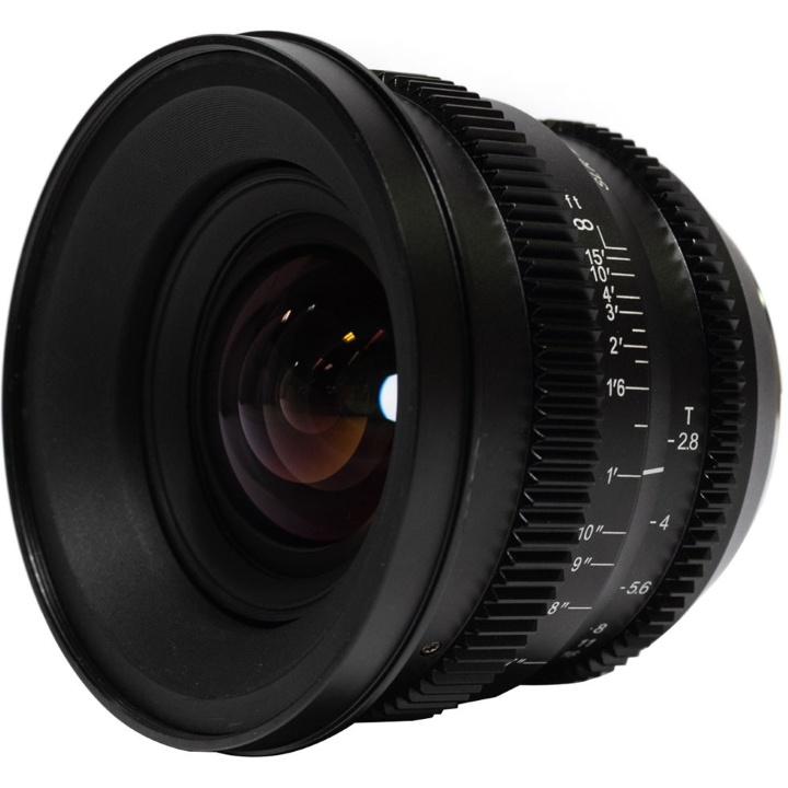 SLR Magic MicroPrime Cine 12mm T2.8 lens (MFT Coverage) MFT Mount