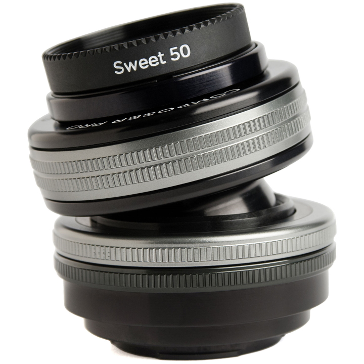 Lensbaby Composer Pro II with Sweet 50 Optic Lens For Nikon Z