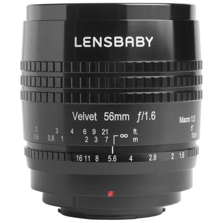 Lensbaby Velvet 56mm f/1.6 Lens for Nikon Z