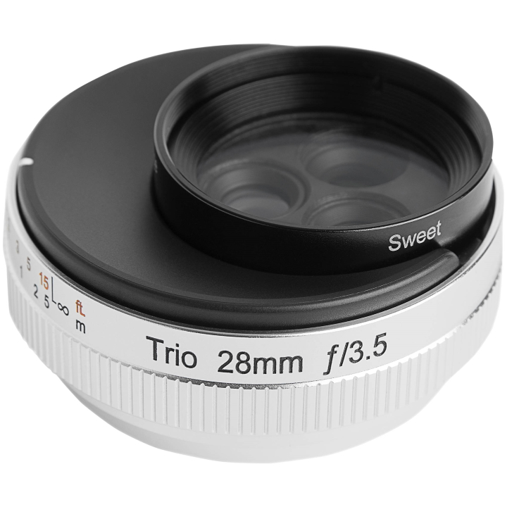 Lensbaby Trio 28mm f/3.5 Lens For Canon RF