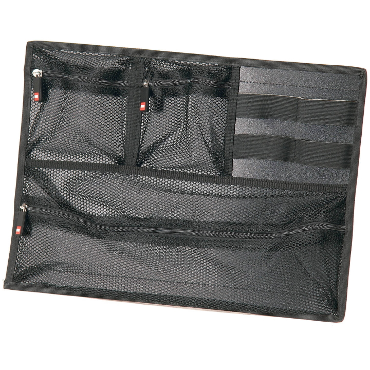 Lid Organiser for HPRC 2460 BLACK
