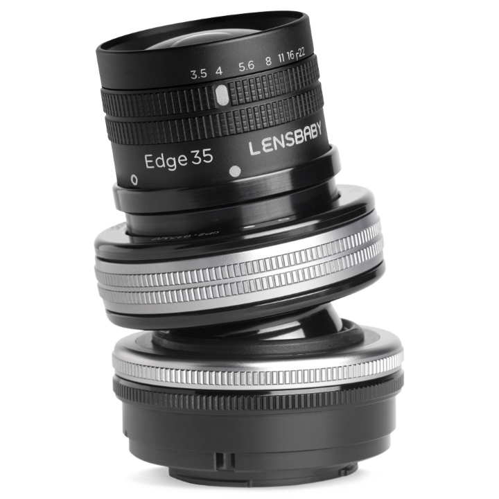 Lensbaby Composer Pro II with Edge 35 Optic Lens For Canon RF