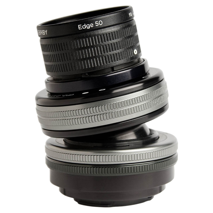 Lensbaby Composer Pro II with Edge 50 Optic Lens For Canon RF