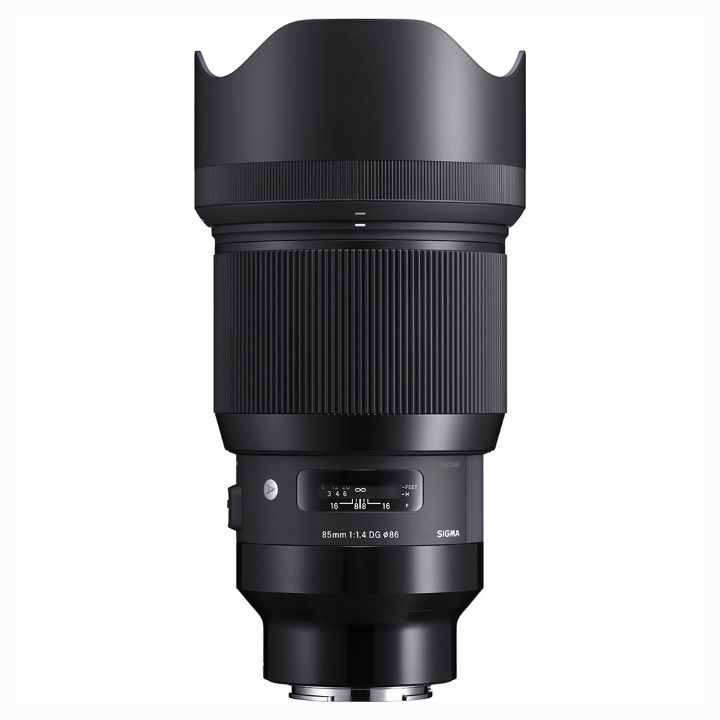 Sigma 85mm f/1.4 DG HSM Art Lens for L-Mount