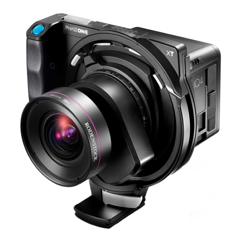 Phase One XT With IQ4 150MP Digital Back and 70mm Lens