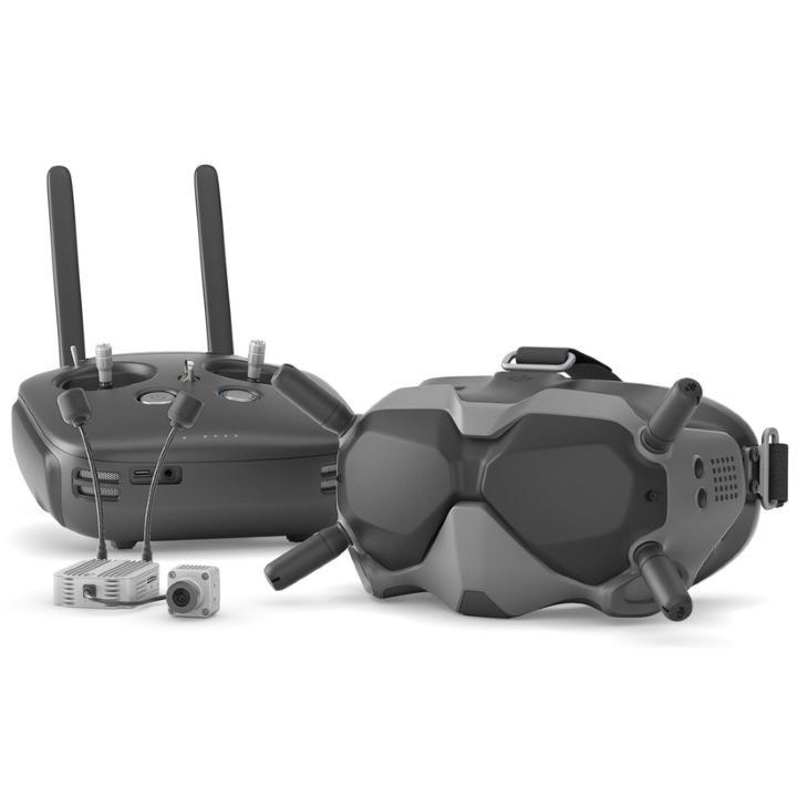 DJI FPV Fly More Combo Kit (mode 2) - FPV Googles, FPV RC & FPV Air Unit