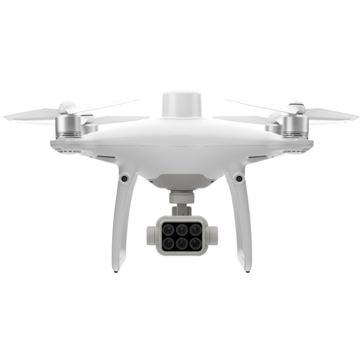 DJI Phantom 4 Multispectral RTK with Shield License