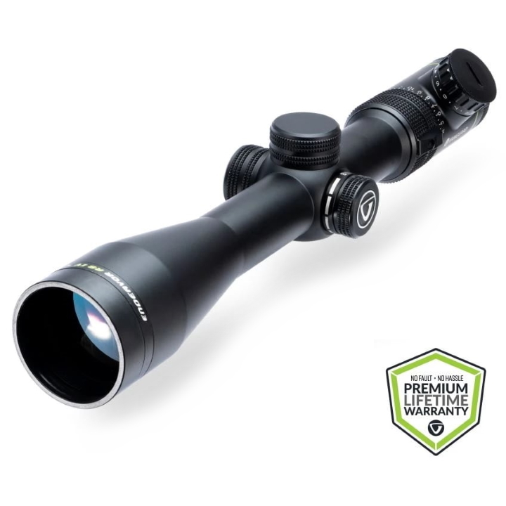 Vanguard Endeavor RS IV 4-16X44 PLEX Illuminated Riflescope