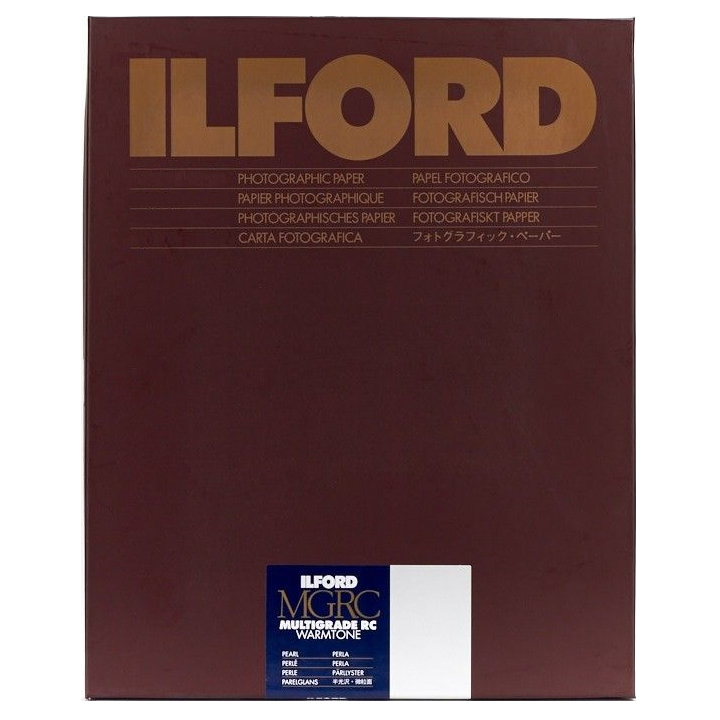 Ilford Multigrade RC Warmtone Pearl 40.6x50.8cm 10 Sheets MGRCWT44M