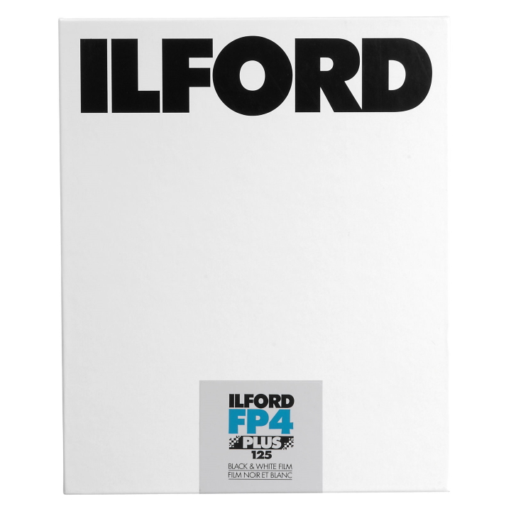 Ilford FP4 Plus ISO 125 8x10