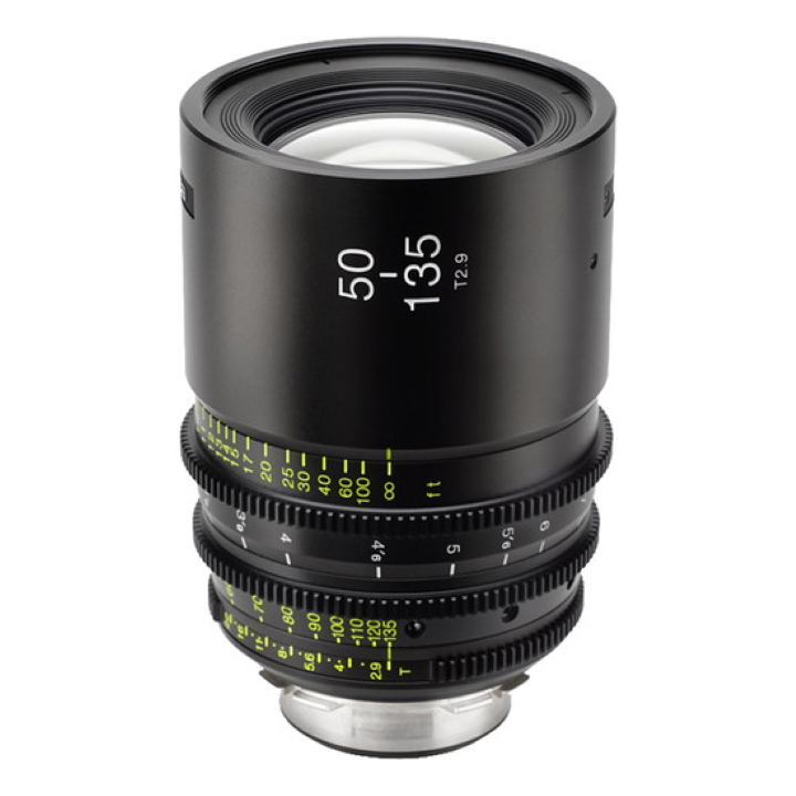Tokina Cinema 50-135mm MK II T2.9 Lens for PL Mount