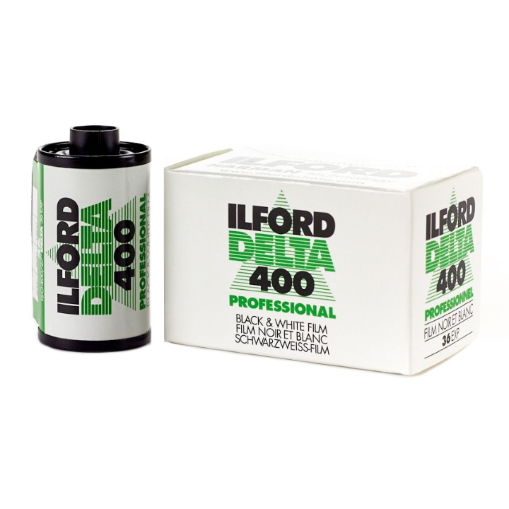 Ilford Delta 400 ISO PROFESSIONAL 35mm 36 Exposure Black & White Film