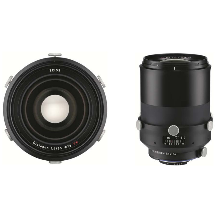 Zeiss Interlock 35mm f1.4 ZF.2 F-mount Industrial lens
