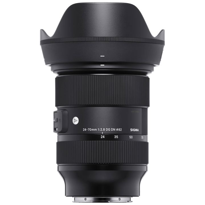 Sigma 24-70mm f/2.8 DG DN Art Lens for L-Mount