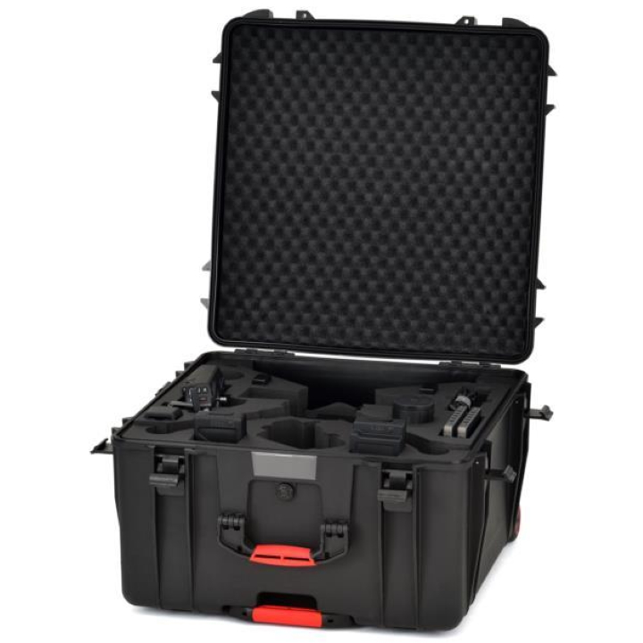 HPRC 4600W - Wheeled Hard Case for DJI Matrice 200 / 210 / 210 RTK in Landing Mode