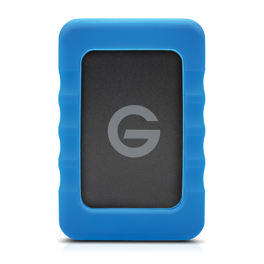 G-Technology G-DRIVE ev RaW v2 2TB