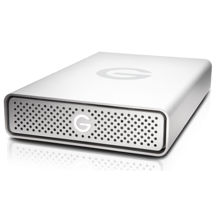 G-Technology G-DRIVE USB-C 4TB