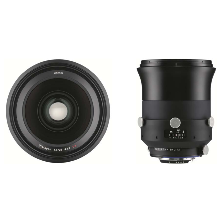 Zeiss Interlock 25mm f1.4 M42 mount Industrial lens