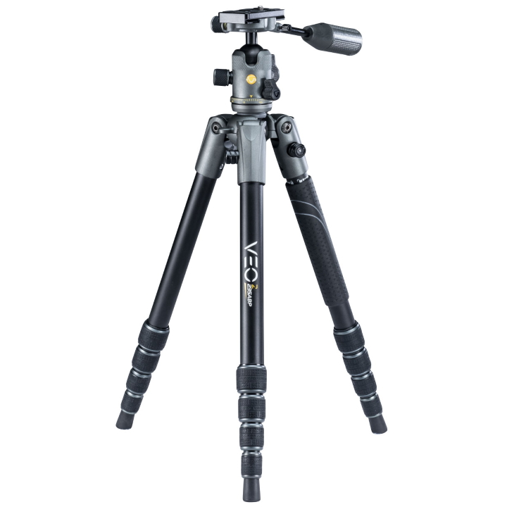 Vanguard VEO 2X 235CBP Tripod/Monopod Ball & Pan Head Carbon Fibre w/ Bag
