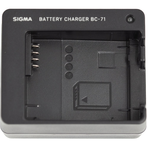 Sigma Battery Charger BC-71 for FP Camera