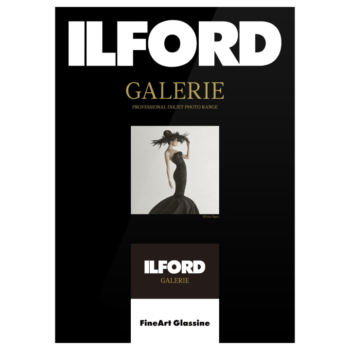 Ilford Galerie FineArt Glassine 50 gsm A2 50 Sheets