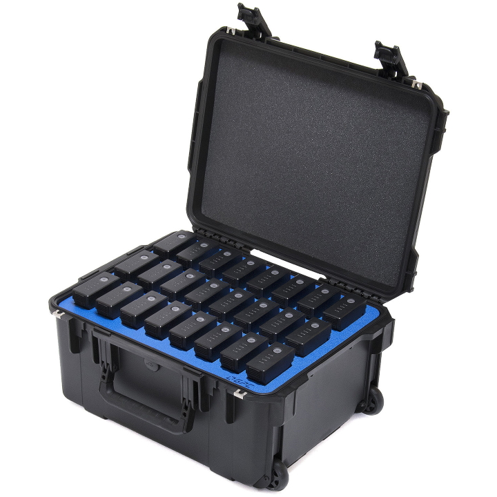 GPC Professional Battery Case for 24 x DJI Matrice 600 Batteries & Accessories