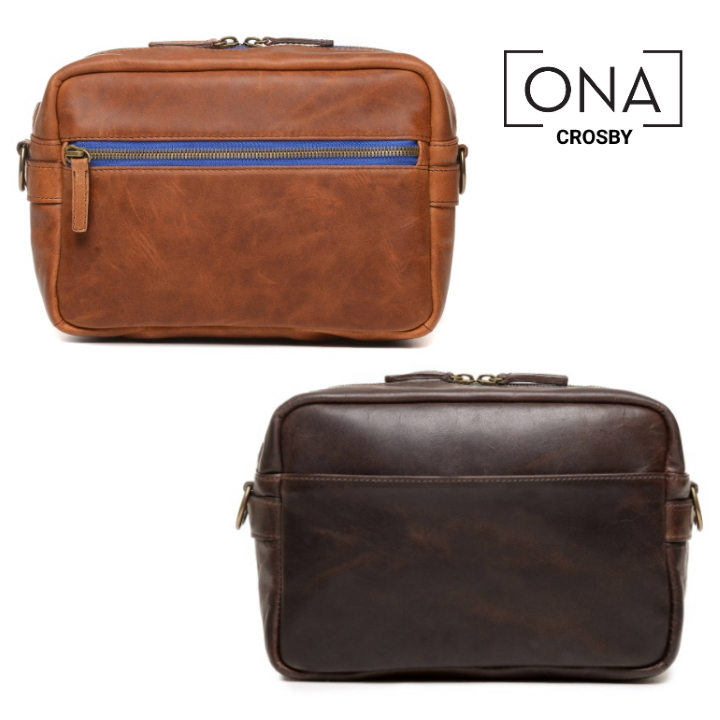 ONA Crosby Leather Camera Bag