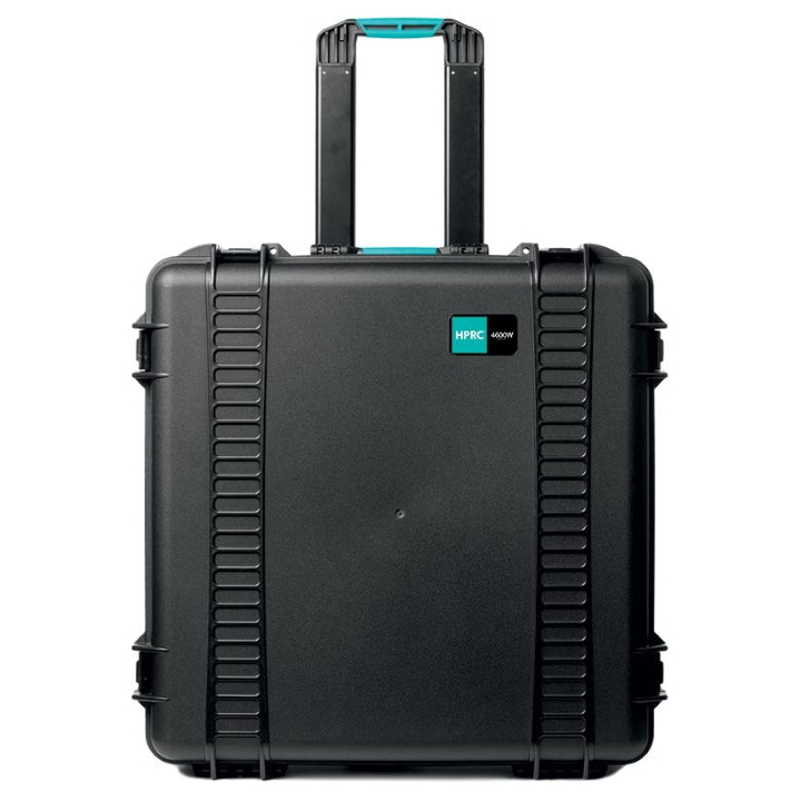 HPRC 4600W - Wheeled Hard Case Empty (Black) -- NEW