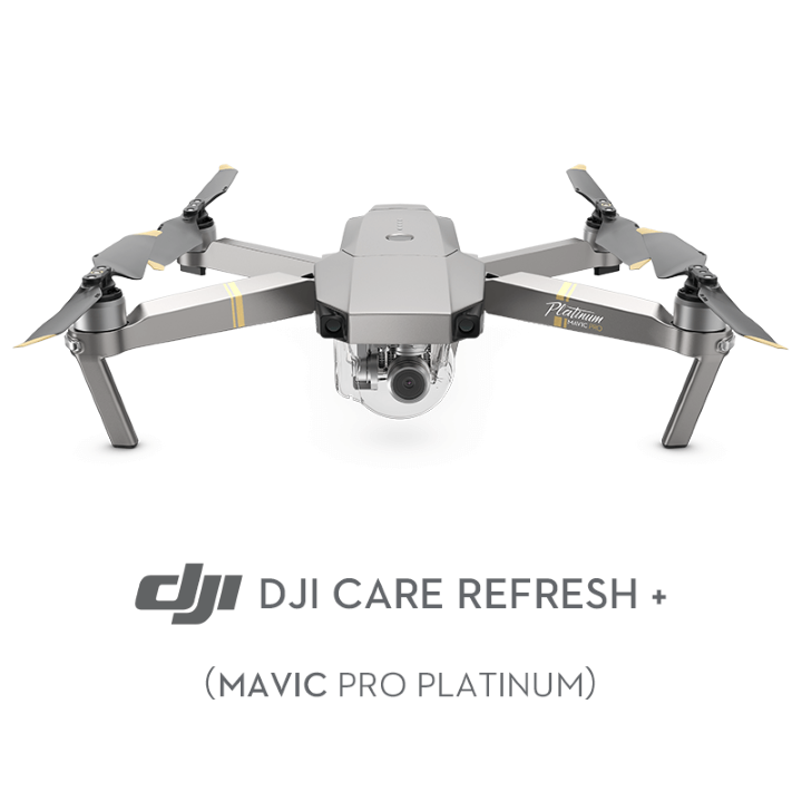 DJI Care Plus Mavic Platinum - Card