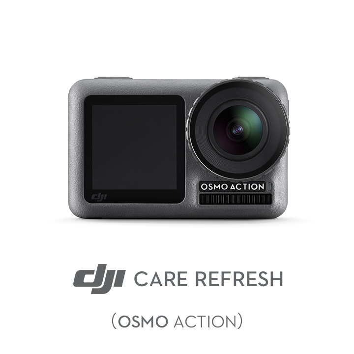 DJI Care Osmo Action - Card
