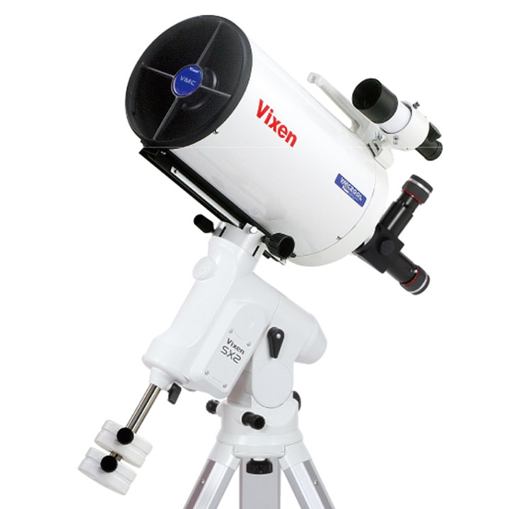 VIXEN SX2-VMC200L Telescope with mount Tripod and accessories