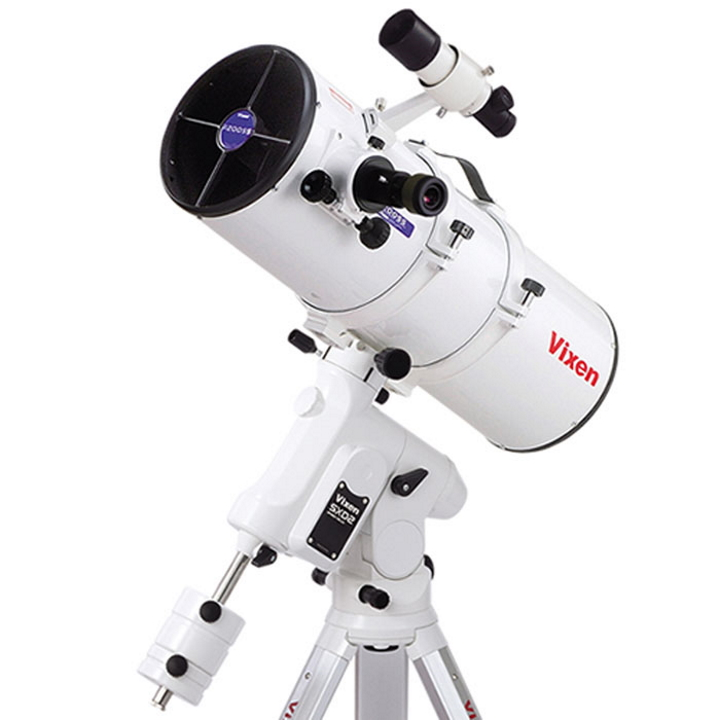 VIXEN SXD2-PFL-R200SS Telescope with mount Tripod and accessories